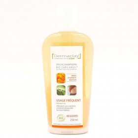 Shampooing Capilargil Usage Fréquent: Dermaclay