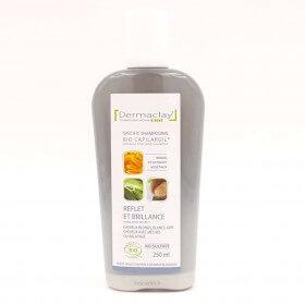 Shampoing Reflet Brillance: Dermaclay