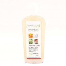 Shampoing bio pour cheveux colorés ou décolorés