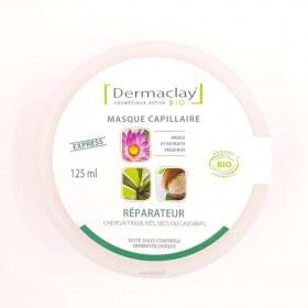 Masque Cheveux secs: Dermaclay