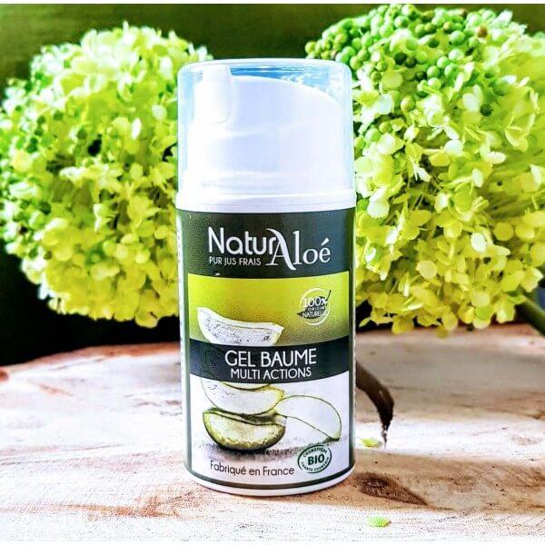 Gel baume régénération cellulaire: NaturAloé