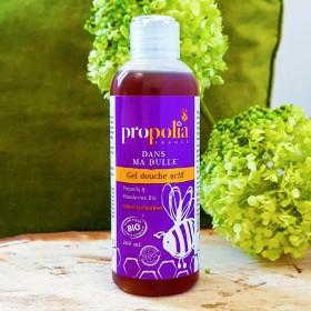 Gel douche purifiant sans sulfates bio