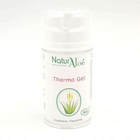 Thermo Gel : NaturAloe