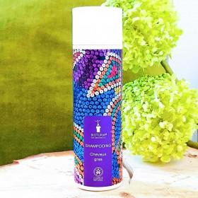 Shampoing bio efficace cheveux gras