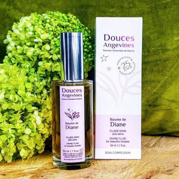 Fluide jolis seins «Baume de Diane»: Douces Angevines