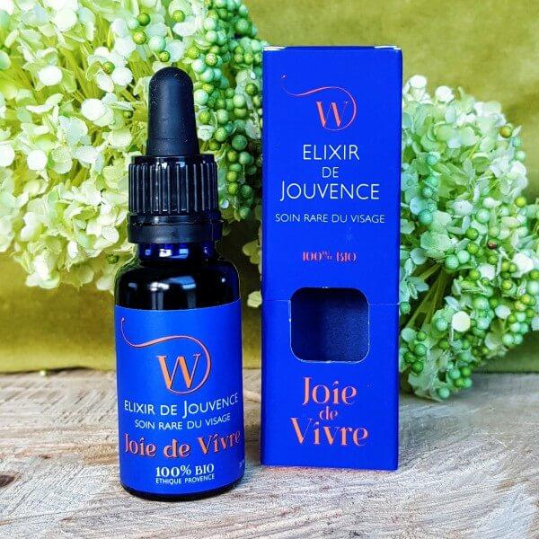 Elixir d'huiles rares et précieuses, anti-âge