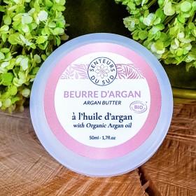 Beurre d'Argan réparateur multi usage bio
