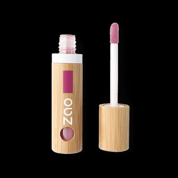 meilleur vernis à lèvres bio couleur intense Bois de rose  N° 37