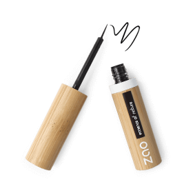 Eyeliner pinceau bio noir intense N° 070