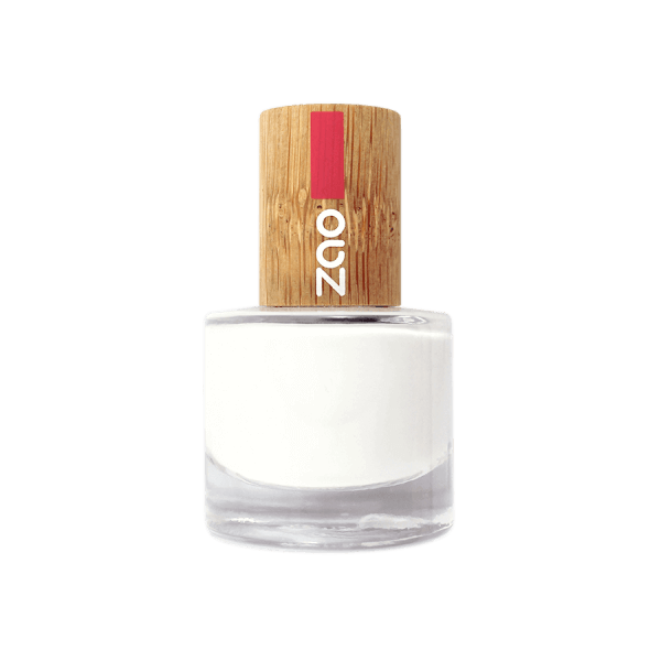 Vernis à Ongles Bio French Manucure : Zao Make Up