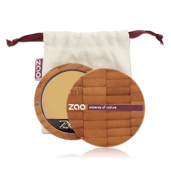 Fond de teint compact Bio : Zao Make Up