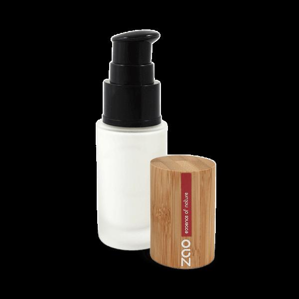 Base de teint lumière: Zao Make-Up
