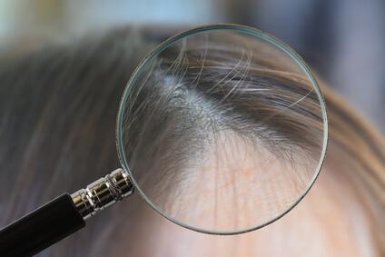 cuir cheveulu