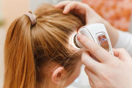 chute de cheveux femme solution naturel